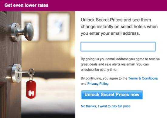 Content Usability am Beispiel von Hotels.com